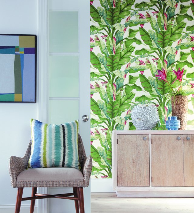 Tropical Punch Interiors Inspiration