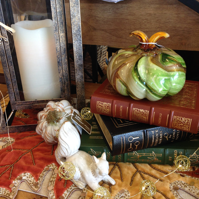 Pier 1 DIY Pumpkin Patch